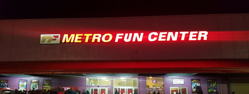 Metro Fun Center in Atlanta