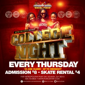 College Night Every Thursday